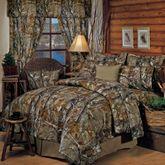 Realtree(R) Camo Comforter Set Light Taupe