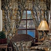 Realtree(R) Camo Valance Light Taupe 88 x 18
