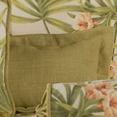 Sea Island Flanged Rectangle Pillow Ivory