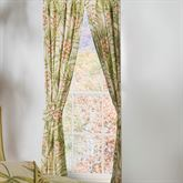 Sea Island Wide Curtain Pair Ivory 100 x 84