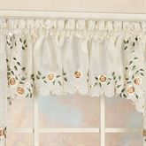 Rosemary Tailored Valance  58 x 12