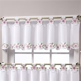 Camillia Tailored Valance  60 x 14