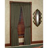 Camden Unlined Curtain Pair 84 x 84