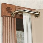 Wrap Around Curtain Rod