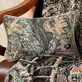 Mossy Oak Break Up Infinity Pillow Multi Earth Rectangle