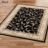 Felix Acanthus Vine Rectangle Rug
