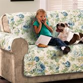 English Floral Furniture Protector Cover Sofa