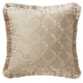 Annalise Fringed Pillow Haystack 18 Square
