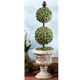 Percelle Topiary II Accent Aged Stone
