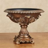 Jeneva Centerpiece Bowl Only Bronze