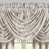 Dream Waterfall Valance Ivory 49 x 33