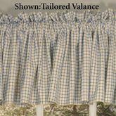 Oak Bluffs Tailored Valance 60 x 12