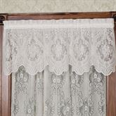 Vanessa Gathered Valance  56 x 18