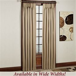 Crosby Pinch Pleat Curtain Pair