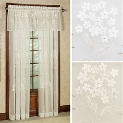 Hydrangea Tailored Panel