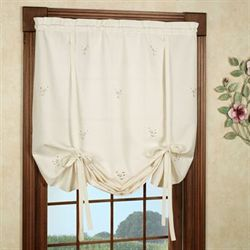 Forget Me Not Tie Up Shade 50 x 63