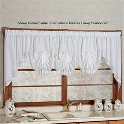 Window Valances | Touch of Class