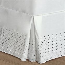 Vienna Tailored Bedskirt
