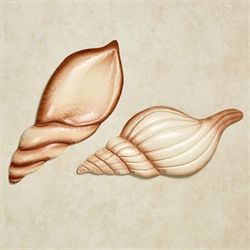 Seashore Discovery Wall Art Multi Earth Set of Two