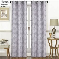 Earlington Grommet Curtain Pair