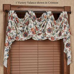 Parksley Victory Valance 60 x 32
