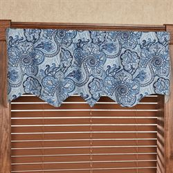 Daventry Regal Valance Midnight Blue 52 x 14