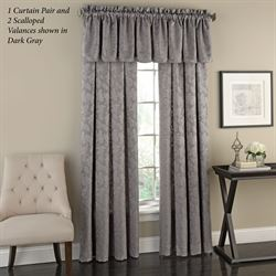 Elnora Tailored Curtain Panel
