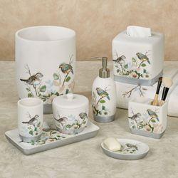 Love Nest Lotion Soap Dispenser Ivory