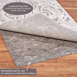 Luxehold Nonslip Reversible Runner Rug Pad For Hard Flooring Or Carpet