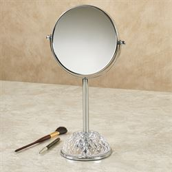 Reflections Magnifying Vanity Mirror Chrome