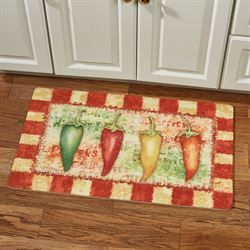 Hot and Spicy Kitchen Comfort Mat Multi Bright 30 x 18