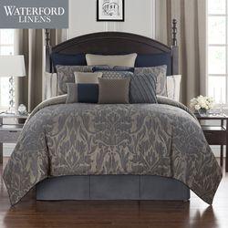 Gabion Comforter Set Indigo