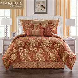 Devlin Comforter Set Paprika