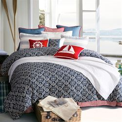 St. Clair Comforter Set Midnight Blue