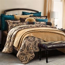 Loretta Comforter Set Multi Warm