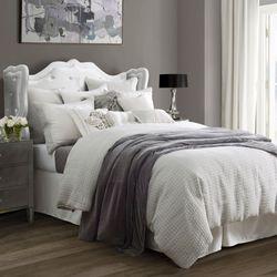 Wilshire Comforter Set Gray
