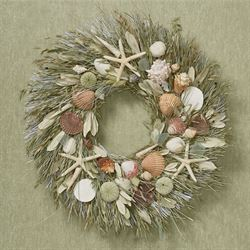 St Croix Coastal Wreath Multi Earth