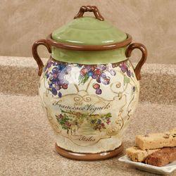 Vino Biscotti Jar Cream