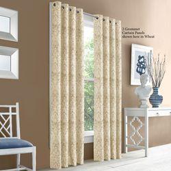 Pembroke Grommet Curtain Panel