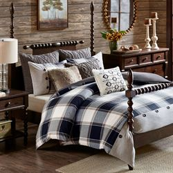 Urban Cabin Comforter Bed Set Multi Warm