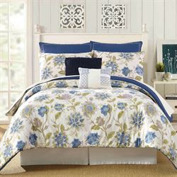 Monterey Comforter Bed Set Light Cream