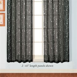 Savannah Sheer Curtain Panel