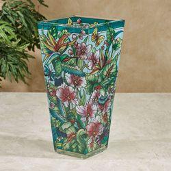 Paradise Found Table Vase Multi Jewel