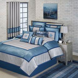 Beta Comforter Set Blue Shadow
