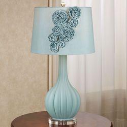Sarabeth Table Lamp Pastel Blue