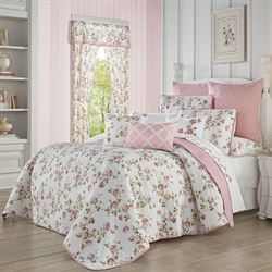 Rosemary Mini Quilt Set Blush
