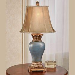 Chapelton Table Lamp Blue