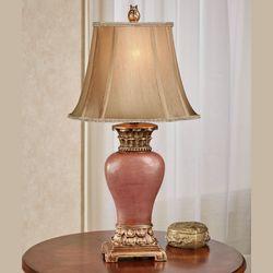 Chapelton Table Lamp Cinnabar