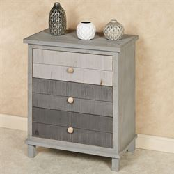 Shades of Gray Storage Cabinet Only