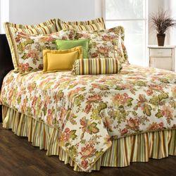 Luxuriance Comforter Set Multi Warm
